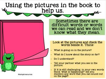 Oi Frog - A Book Study Slide Show