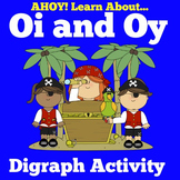 Oy Oi Worksheets | Oi and Oy Worksheets