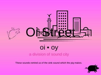 Oi-Oy Street (Sound City)