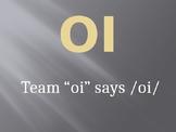 Oi Phonics PowerPoint Presentation