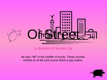 Oi Street (Sound City)
