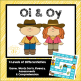 Oi and Oy Game and Word Sort