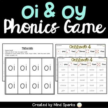 Oi/Oy Review Game