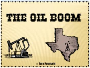 Oil Boom- Texas History