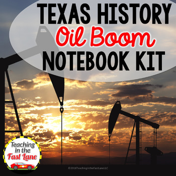 Oil Notebook Kit