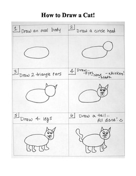Oil Pastel Crazy Cats Art Lesson!
