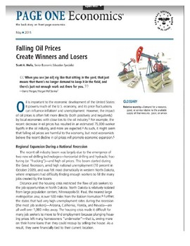 Econ DBQ - Supply and Demand/ Oil Prices