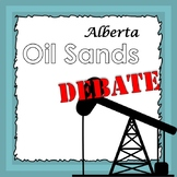 Alberta Oil Sands Debate! (Sense of the Land Unit)