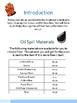 Oil Spill STEM project