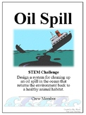 Oil Spill Stem Challenge