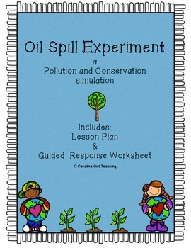 Oil Spill and Conservation Experiment
