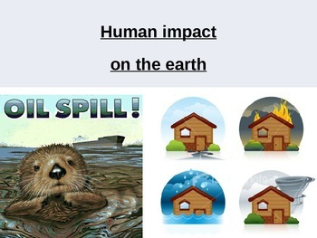 Oil Spills and Natural Disasters PowerPoint