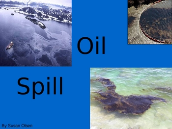 Oil spills- Why don't oil & water mix?