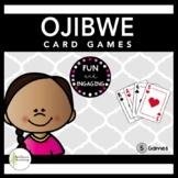 Ojibwe Card Games