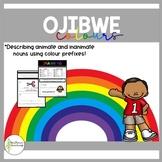 Ojibwe Colors