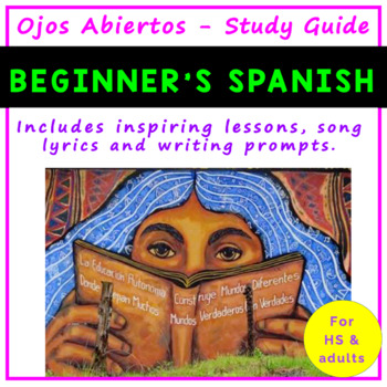 Ojos Abiertos:  A Beginners Guide to Spanish