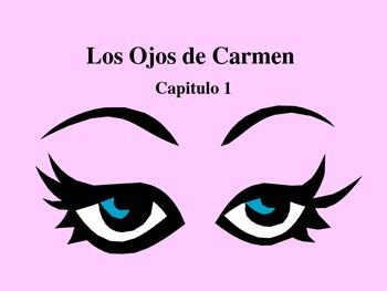Ojos De Carmen, Chapter 1
