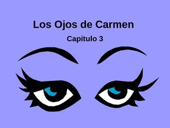 Ojos de Carmen, Chapter 3