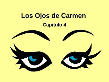 Ojos de Carmen, Chapter 4