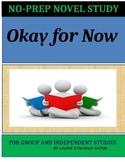 Okay For Now by Gary D. Schmidt - No-Prep Novel Study