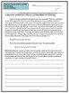 Okay for Now by Gary D. Schmidt Pre-Reading Creative Writing Activity
