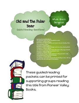 Oki and the Polar Bear Guided Reading Questions