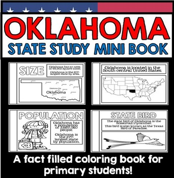 Oklahoma State Study - Facts and Information about Oklahoma