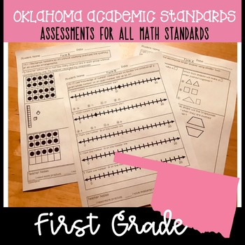 Oklahoma Academic Math Standards - Assessments for ALL Standards