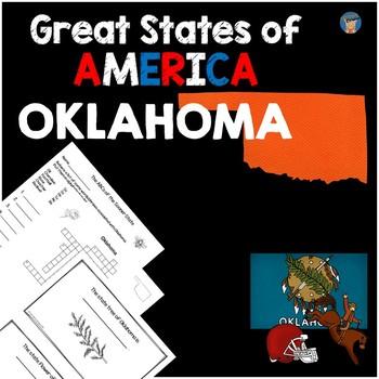 Oklahoma Activity Packet