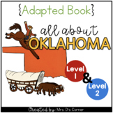 Oklahoma Adapted Books (Level 1 and Level 2)   Oklahoma St