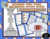 Oklahoma-Aligned Reading Test Prep (Sports)
