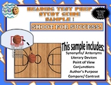Oklahoma-Aligned Reading Test Prep Sports Sample