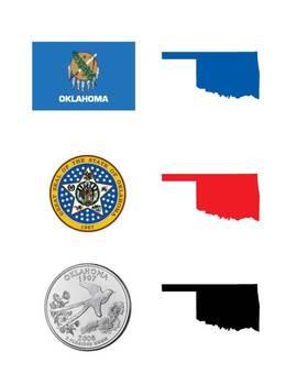 Oklahoma Clip Art