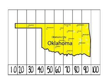 Oklahoma Counting Puzzle