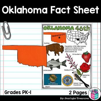 Oklahoma Fact Sheet