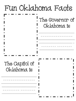 Oklahoma Facts Book