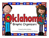 Oklahoma Graphic Organizers (Perfect for KWL charts and geography!)