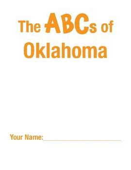 Oklahoma Handwriting Printables - Print Edition
