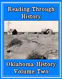Oklahoma History 2nd 9 Weeks Bundle