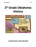 Oklahoma History Common Core Projects for 3rd Grade