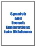 Oklahoma History - French and Spanish Explorations
