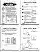 Oklahoma History Interactive Notebook Unit–Oklahoma's Native Americans–3rd Grade