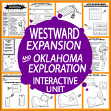Oklahoma History Interactive–Westward Expansion & Oklahoma Exploration–3rd Grade