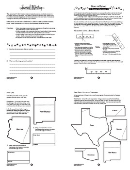 Oklahoma History–Interactive Notebook Oklahoma State Study Unit + AUDIO!
