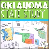 Oklahoma History, Geography, Symbols and Culture Mini Unit Study