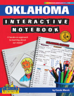 Oklahoma Interactive Notebook: A Hands-On Approach to Learning About Our State!