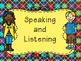 Oklahoma Kindergarten Learning Goals for ELA in I Can Stat
