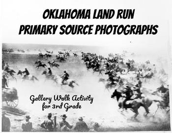 Oklahoma Land Run Gallery Walk