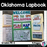 Oklahoma Lapbook for Early Learners - A State Study