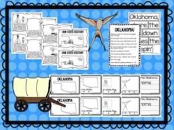 Oklahoma Math and Literacy Activities